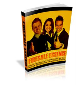 firesale essence !how to start your own online firesale and raise mass