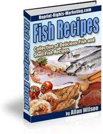 Fish Recipes !Collection of Fish and Shell-Fish Recipes - withy Master | eBooks | Food and Cooking