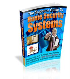 the supreme guide to home security systems with private labels rights