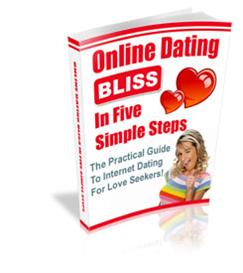 online dating bliss in five simple steps