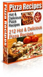 pizza recipes over 200 hot and delicous pizza recipes - with private l