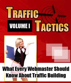 traffic tacties volume 1 !what every webmaster should know about traff