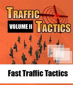traffic tactics volume #2 private labels rights included.