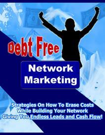 debt free network marketing