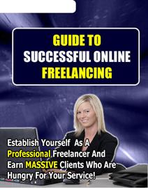 Guide To Successful Online Freelancing | eBooks | Business and Money