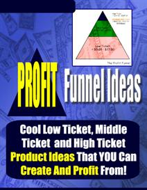 profit funnel ideas - with private labels rights