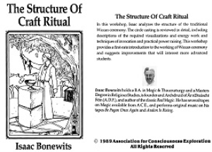 the structure of craft ritual