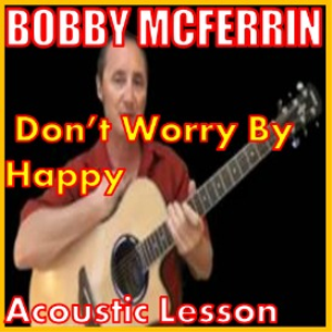 learn to play don't worry be happy by bobby mcferrin
