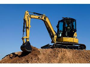 caterpillar excavator 305e cr