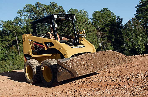 Caterpilalr Skid Steer Loader 226B SERIES 3 | Photos and Images | Technology