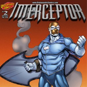 shield of the interceptor #2