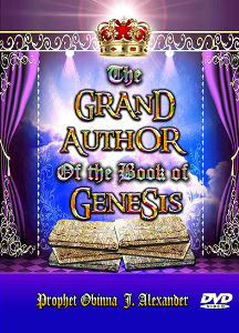 the grand author of the book of genesis