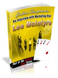 An Interview with Marketing Star Lee McIntyre With MRR | eBooks | Internet