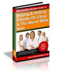 buying & selling ebooks on ebay & the world wide web - (mrr)