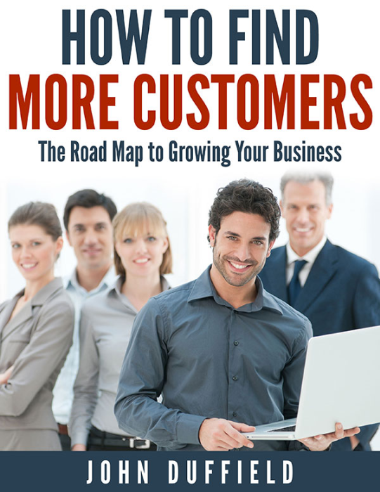 First Additional product image for - How to Find More Customers