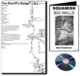 squamish big walls guide book 2016