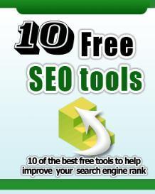 10 Free Seo Tools | eBooks | Internet