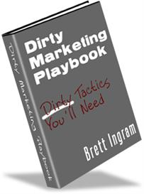 dirty marketing playbook with private labels rights
