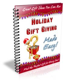 holiday gift giving made easy with master resale rights