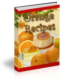orange recipes - (plr)