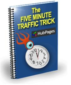 The Five Minute Traffic Trick  with Private Labels Rights | eBooks | Internet