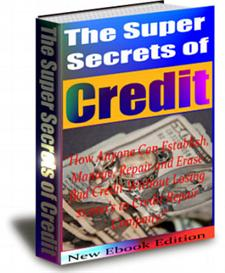 the super secrets of credits - with private labels rights