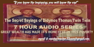 didymus thomas - twin twin audio series