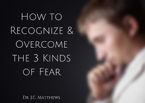 exposing and overcoming fear pt.1