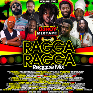 dj roy ragga ragga reggae mix vol.2