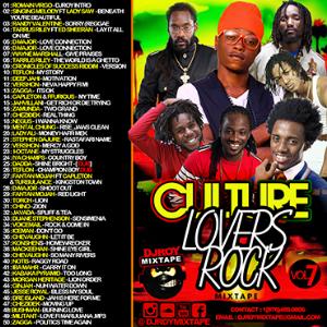 dj roy culture lovers rock mix vol.7