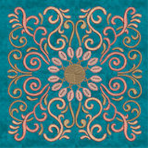 Laura's Baroque Collection PES | Crafting | Embroidery