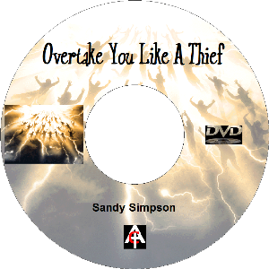 Overtake You Like A Thief (MP4)   Movies and Videos   Religion and Spirituality
