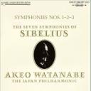 Sibelius: Symphonies Nos. 1-2-3 - Japan Philharmonic Orchestra/Akeo Watanabe   Music   Classical