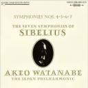 Sibelius: Symphonies Nos. 4-5-6-7 - Japan Philharmonic Orchestra/Akeo Watanabe | Crafting | Cross-Stitch | Religious