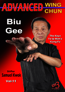 advanced wing chun  vol-11 biu gee by sifu samuel kwok