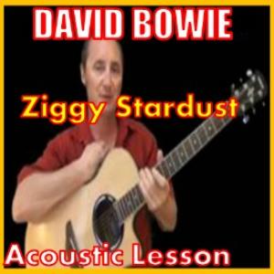 learn to play ziggy stardust by david bowie