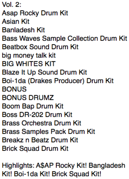 First Additional product image for - Ultimate Drum Kits vol. 2