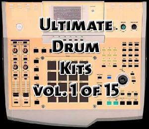 ultimate drum kits vol. 1