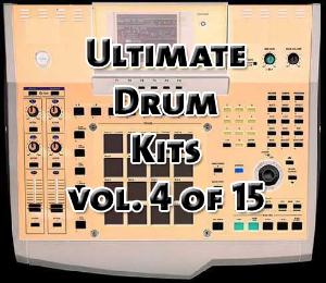 ultimate drum kits vol. 4