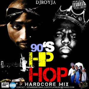 dj roy 90's hardcore hip hop mix