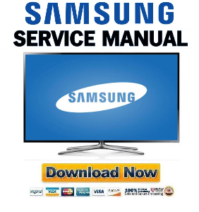 samsung un40f6400 un40f6400af un40f6400afxza 3d smart led tv service manual