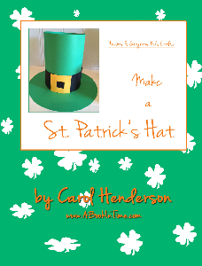 make a st. patrick's hat