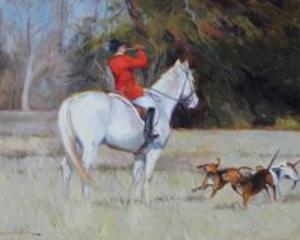 the hunt - tra la la