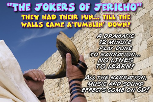 The Jokers Of Jericho | Music | Backing tracks