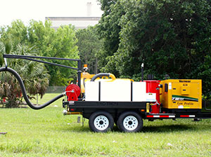 Hydro Excavation Equipment Poster Art   Photos and Images   Technology