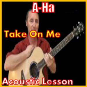 learn to play take on me by a-ha