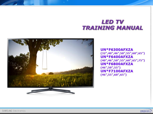 Samsung UN55F7100AF LED TV Treiber Windows 7