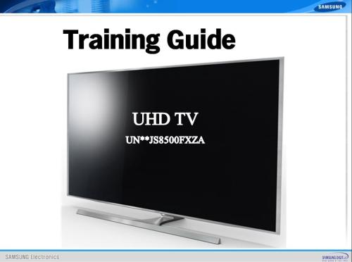 Samsung UN55JS8500F LED TV Windows Vista 64-BIT