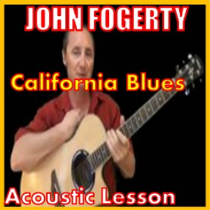 Learn to play California Blues by John Fogerty | Movies and Videos | Educational