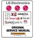 LG 55EF9500 OLED 4K Ultra HD TV Service Manual and Technicians Guide | eBooks | Technical